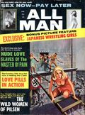 All Man Magazine (1960 Stanley Publications) Vol. 4 #9