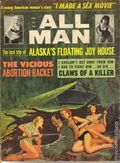 All Man Magazine (1960 Stanley Publications) Vol. 5 #1