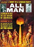 All Man Magazine (1960 Stanley Publications) Vol. 5 #2