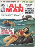 All Man Magazine (1960 Stanley Publications) Vol. 5 #4