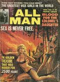 All Man Magazine (1959-1980 Stanley Publications) Vol. 5 #5