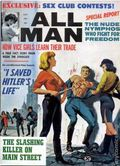 All Man Magazine (1960 Stanley Publications) Vol. 5 #6