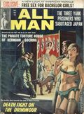 All Man Magazine (1960 Stanley Publications) Vol. 5 #7