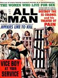 All Man Magazine (1960 Stanley Publications) Vol. 6 #3