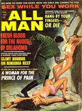 All Man Magazine (1960 Stanley Publications) Vol. 6 #5