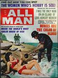 All Man Magazine (1960 Stanley Publications) Vol. 6 #7