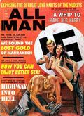 All Man Magazine (1960 Stanley Publications) Vol. 6 #8