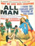 All Man Magazine (1960 Stanley Publications) Vol. 6 #9