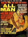 All Man Magazine (1960 Stanley Publications) Vol. 7 #3