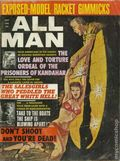 All Man Magazine (1960 Stanley Publications) Vol. 7 #4