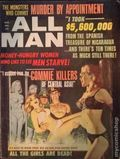 All Man Magazine (1960 Stanley Publications) Vol. 7 #5