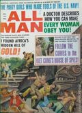 All Man Magazine (1959-1980 Stanley Publications) Vol. 7 #6