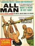 All Man Magazine (1960 Stanley Publications) Vol. 7 #8