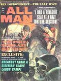 All Man Magazine (1960 Stanley Publications) Vol. 7 #10