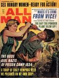 All Man Magazine (1960 Stanley Publications) Vol. 7 #12