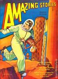 Amazing Stories (1926-Present Experimenter) Pulp Vol. 6 #12