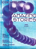 Amazing Stories (1926-Present Experimenter) Pulp Vol. 8 #1