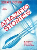 Amazing Stories (1926-Present Experimenter) Pulp Vol. 8 #2
