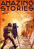 Amazing Stories (1926-Present Experimenter) Pulp Vol. 8 #9