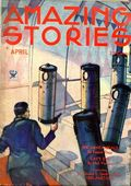 Amazing Stories (1926-Present Experimenter) Pulp Vol. 8 #12