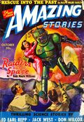 Amazing Stories (1926-Present Experimenter) Pulp Vol. 14 #10