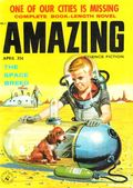 Amazing Stories (1926-Present Experimenter) Pulp Vol. 32 #4