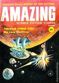 Amazing Stories (1926-Present Experimenter) Pulp Vol. 33 #10