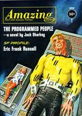 Amazing Stories (1926-Present Experimenter) Pulp Vol. 37 #6