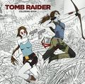 Tomb Raider Coloring Book SC (2019 Dark Horse) 1-1ST