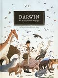 Darwin An Exceptional Voyage HC (2019 Nobrow) 1-1ST