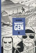 Barefoot Gen TPB (2004-2009 Last Gasp) A Cartoon Story of Hiroshima New Edition 5-REP