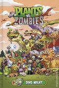 Plants vs. Zombies Dino-Might HC (2019 Dark Horse) 1-1ST