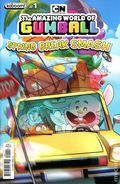 Amazing World of Gumball Spring Break Smash (2019 Boom) 1A