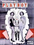 Playboy Magazine (1953-Present HMH Publishing) Vol. 1 #2
