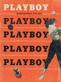 Playboy Magazine (1953-Present HMH Publishing) Vol. 1 #4