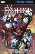 Excalibur Girls' School From Heck TPB (2019 Marvel) Epic Collection 1-1ST