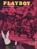 Playboy Magazine (1953-Present HMH Publishing) Vol. 1 #12
