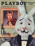 Playboy Magazine (1953-Present HMH Publishing) Vol. 2 #1