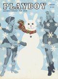 Playboy Magazine (1953-Present HMH Publishing) Vol. 2 #3