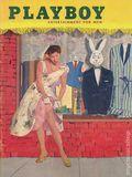 Playboy Magazine (1953-Present HMH Publishing) Vol. 2 #6