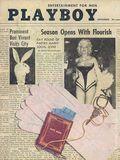 Playboy Magazine (1953-Present HMH Publishing) Vol. 2 #9