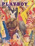 Playboy Magazine (1953-Present HMH Publishing) Vol. 2 #10