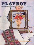 Playboy Magazine (1953-Present HMH Publishing) Vol. 3 #1