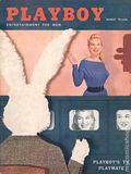 Playboy Magazine (1953-Present HMH Publishing) Vol. 3 #3