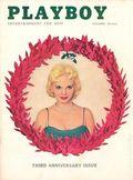 Playboy Magazine (1953-Present HMH Publishing) Vol. 3 #12