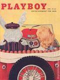 Playboy Magazine (1953-Present HMH Publishing) Vol. 4 #4