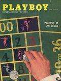 Playboy Magazine (1953-Present HMH Publishing) Vol. 5 #4