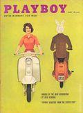 Playboy Magazine (1953-Present HMH Publishing) Vol. 6 #6