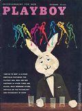 Playboy Magazine (1953-Present HMH Publishing) Vol. 6 #11