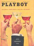 Playboy Magazine (1953-Present HMH Publishing) Vol. 6 #12